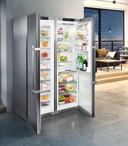 Холодильная техника Liebherr - победитель конкурса Red Dot 2018