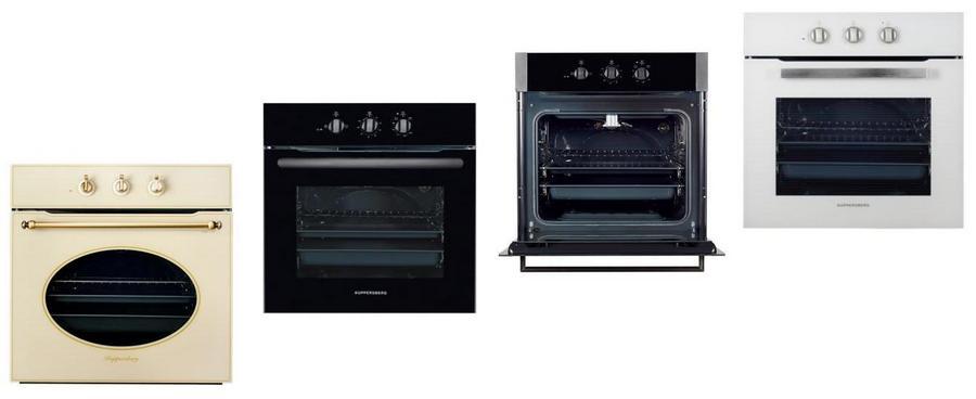 плиты и духовки Kuppersberg