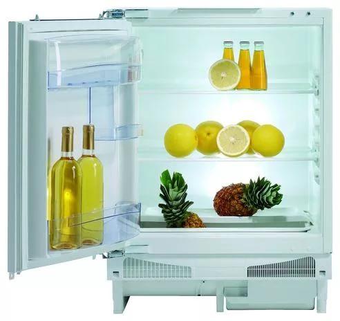 встраиваемые холодильники korting